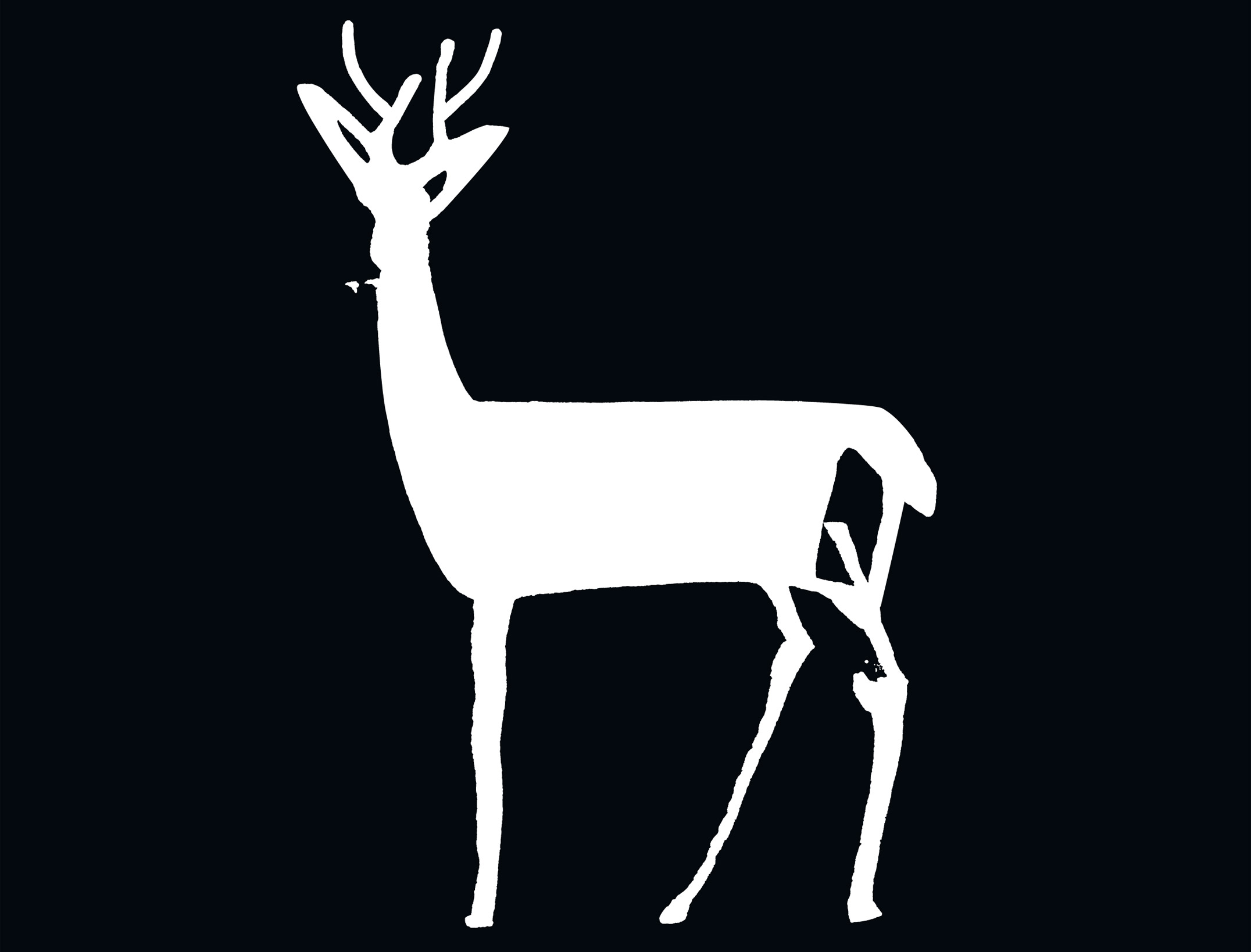 Annika Sköld |  Logo for Restaurant White Deer