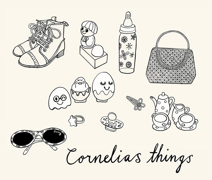 Maria Raymondsdotter | Cornelias things