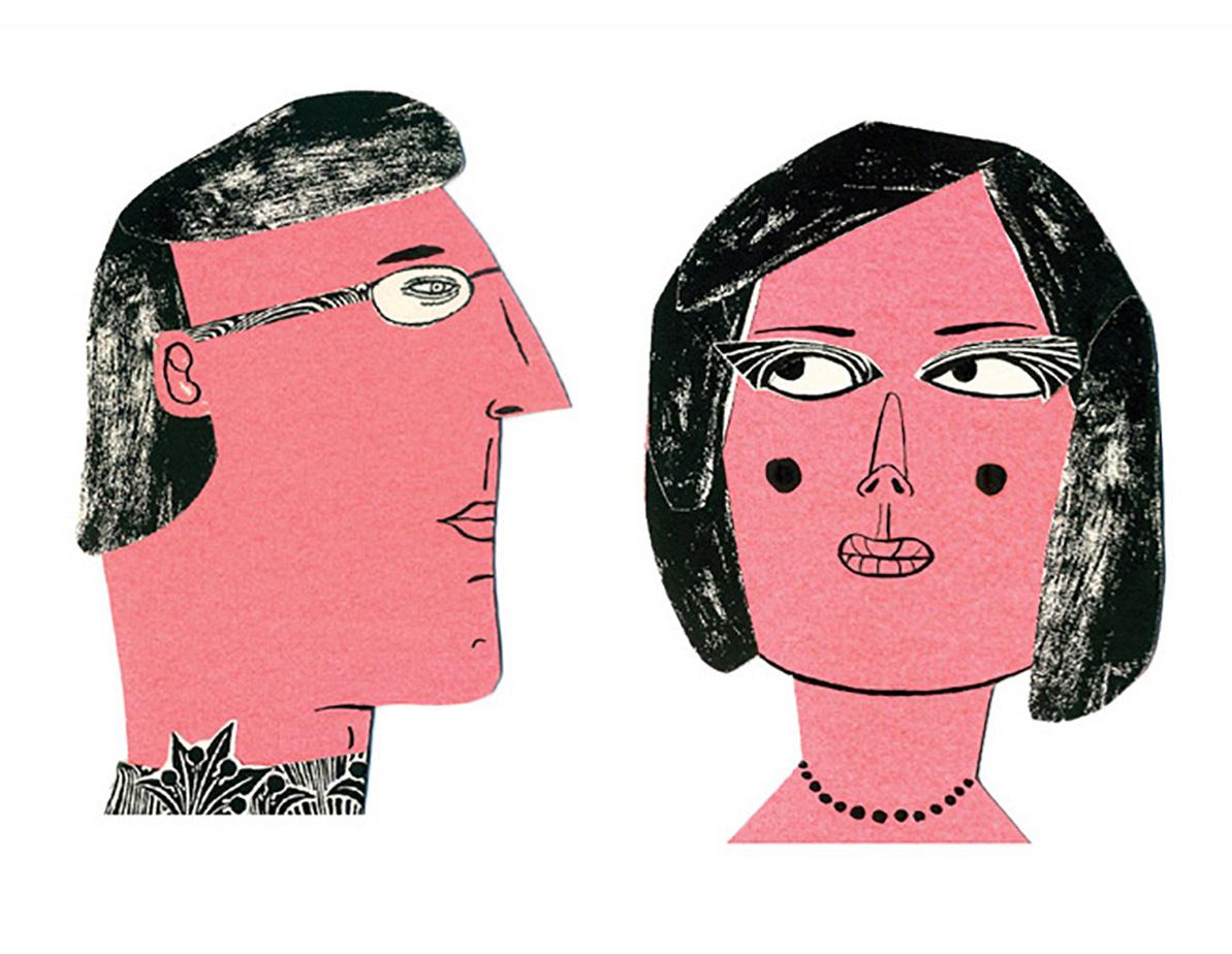 Maria Raymondsdotter | Pink faces