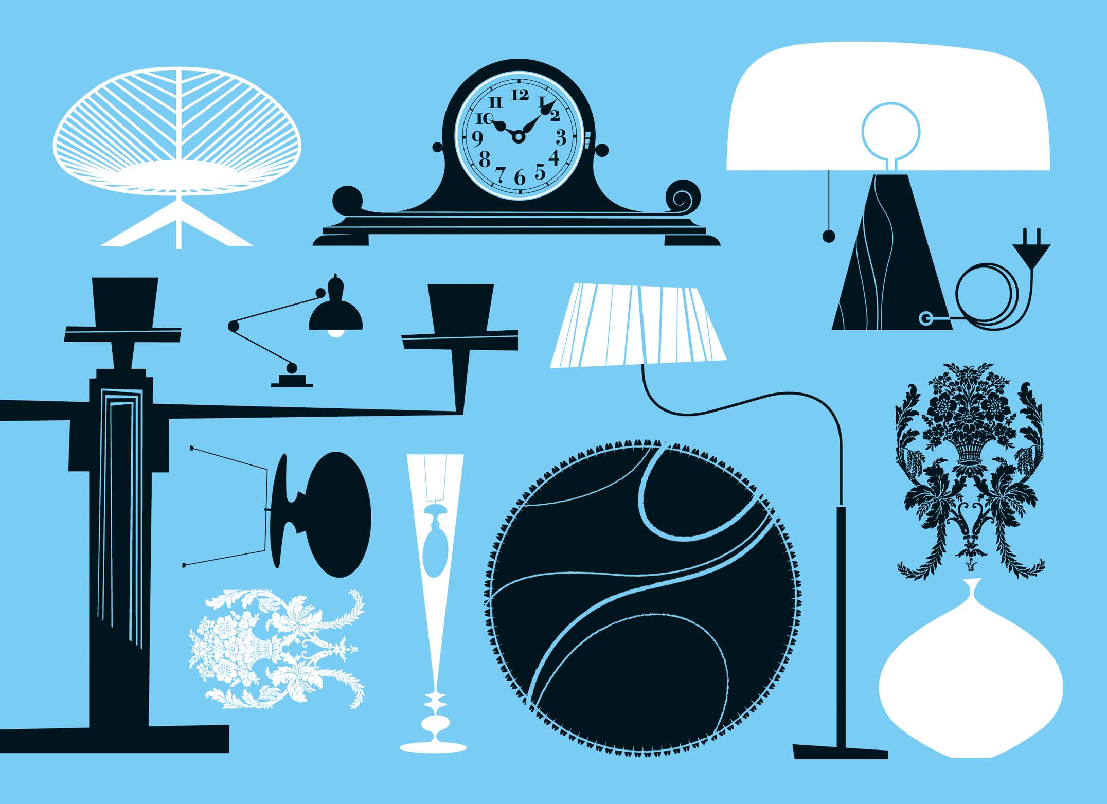 Lars Rehnberg | stilblandning. sköna hem