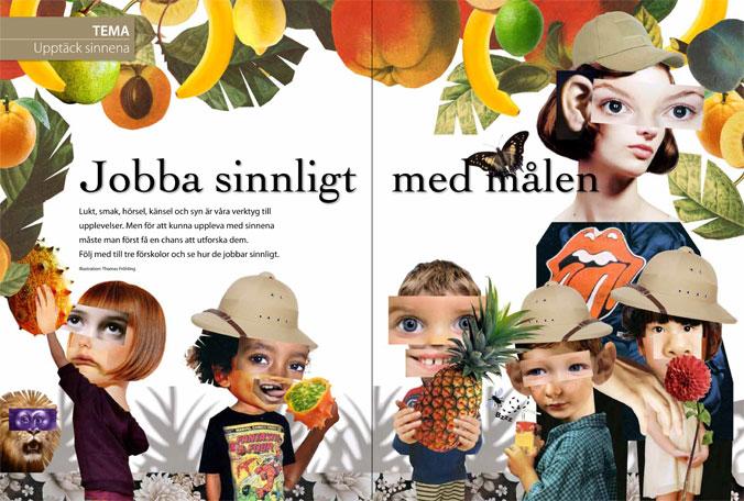 Thomas Fröhling | FÖRSKOLAN – SINNENA