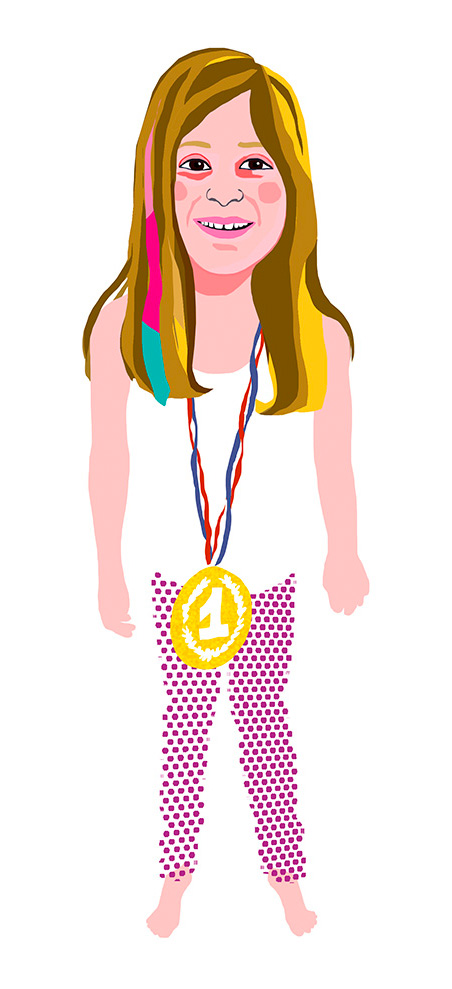 Maria Raymondsdotter | Winner!