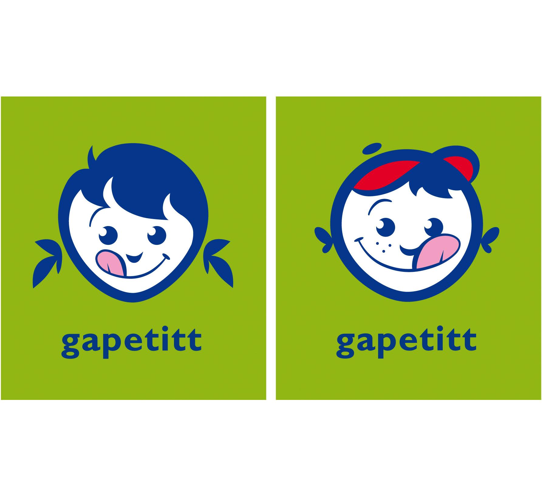Lars Rehnberg | Gapetitt. Characters for Tine mejerier