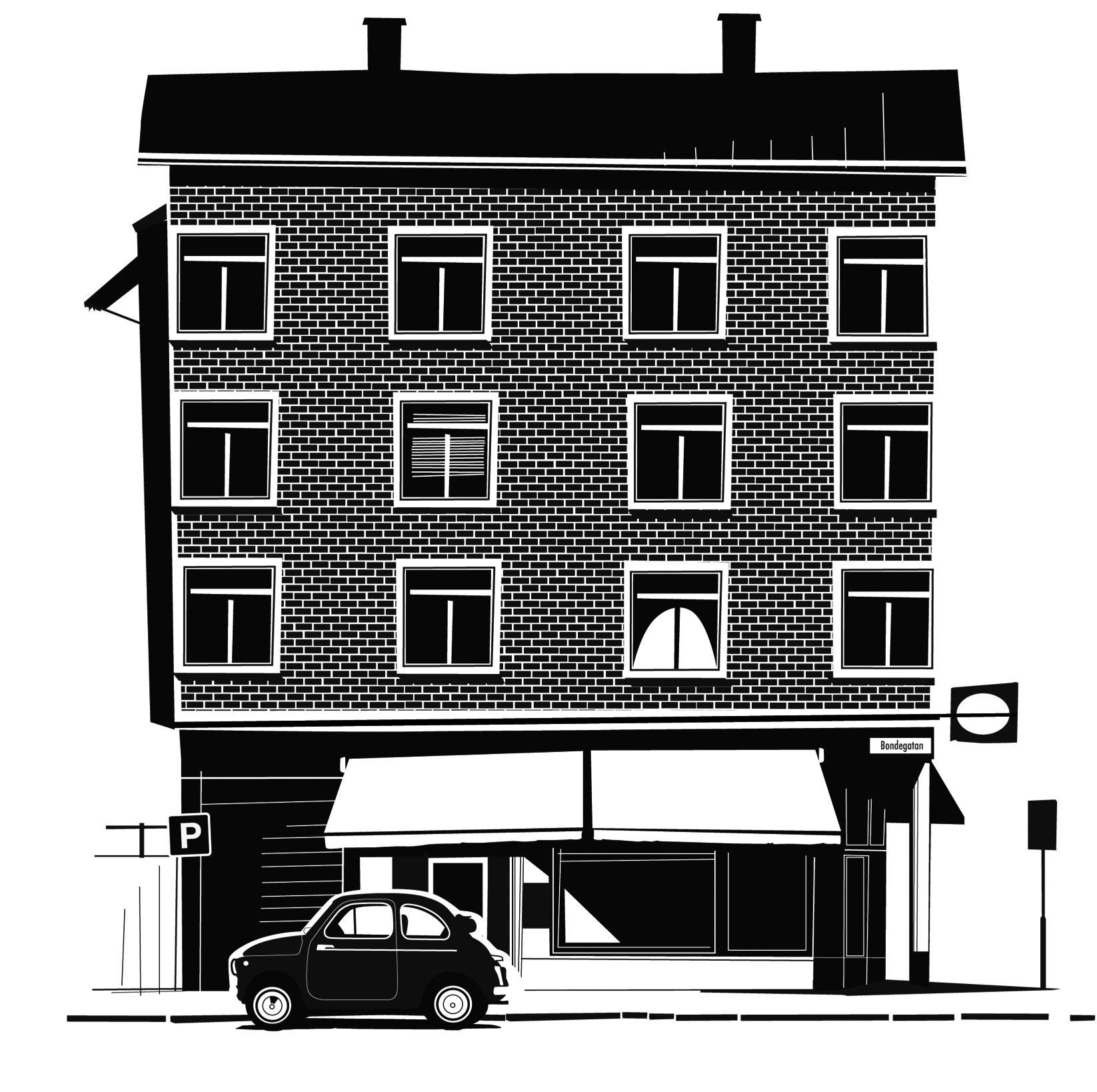 Lars Rehnberg | Café String Stockholm