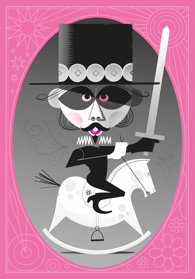 Lars Rehnberg | Zorro